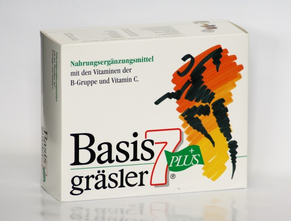 Basis 7 gräsler® PLUS